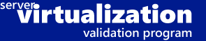 Server Virtualization Validation Program